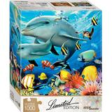 Classic Jigsaw Puzzles Step Puzzle Underwater World 1000 Pieces