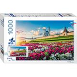 Step Puzzle Kul Sharif Mosque 1000 Pieces