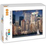 Jigsaw Puzzles Grafika New York 100 Pieces