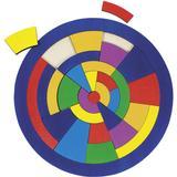 Classic Jigsaw Puzzles Goki Circle 29 Pieces