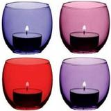 Candle Holders LSA International Coro 6.5cm 4-pack Candle holder