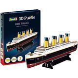 3D-Jigsaw Puzzles Revell 3D Puzzle RMS Titanic 30 Pieces
