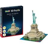 Revell 3D Puzzle Statue of Liberty 31 Pieces