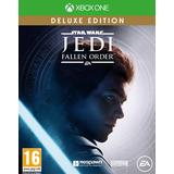 Star wars jedi fallen order xbox Xbox One Games Star Wars Jedi: Fallen Order - Deluxe Edition