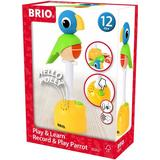 Baby Toys on sale BRIO Play & Learn Record & Play Parrot 30262