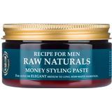 Hair Wax Recipe for Men RAW Naturals Money Styling Paste 100ml