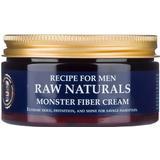 Hair Wax Recipe for Men RAW Naturals Monster Fiber Cream 100ml