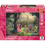 Schmidt Thomas Kinkade Disney Sleeping Beauty 1000 Pieces