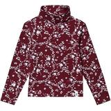 Turtlenecks Children's Clothing ebbe Kids Sanja Turtleneck - White Flower Print (505226)