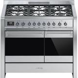 Cookers Smeg A2-81 Black, Stainless Steel
