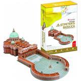 Jigsaw Puzzles CubicFun St. Peter's Basilica XL 144 Pieces