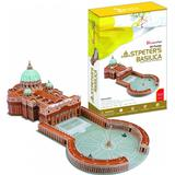 3D-Jigsaw Puzzles CubicFun St. Peter's Basilica XL 144 Pieces