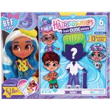 Fashion Dolls Just Play Hairdorables Hairdudeables Series 1 Bff Pack