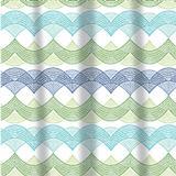 Shower Curtain Sabichi Waves (179623)