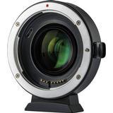 Canon eos m100 Camera Accessories Viltrox EF-EOS M2 For Canon EF To Canon EF-M Lens mount adapter