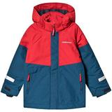 Children's Clothing Didriksons Lun Kid's Jacket - Hurricance Blue (502649-343)