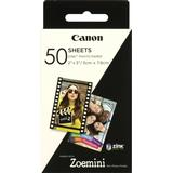 Instant Film Canon Zink Photo Paper 50 Sheets