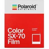 Instant Film Polaroid Color Film for SX-70 8 pack