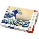 Classic Jigsaw Puzzles Trefl Big Wave in Kanagawa