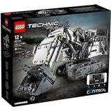 Lego technic app Toys Lego Technic Liebherr R 9800 Excavator 42100