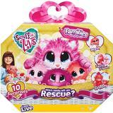 Soft Toys on sale Moose Little Live Pets Scruff a Luvs Family