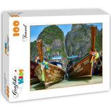 Classic Jigsaw Puzzles Grafika Paradise in Phuket 100 Pieces