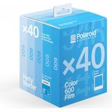 Polaroid Color Film for 600 5x8 pack