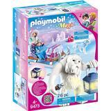 Playmobil Yeti with Sleigh 9473