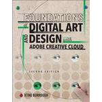 Foundations of Digital Art and Design with Adobe Creative Cloud (Paperback, 2019)