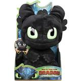 Spin Master How to Train Your Dragon The Hidden World Toothless with Sound 30cm
