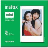 Instant Film Fujifilm Instax Mini Film 50 pack