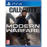 PlayStation 4 Games on sale Call of Duty: Modern Warfare