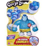 Rubber Figures Character Heroes of Goo Jit Zu Silverback the Gorilla