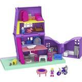 Dolls & Doll Houses Mattel Polly Pocket Pollyville Pocket House