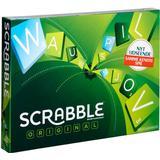 Board Games Mattel Scrabble