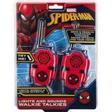 Agents & Spies Toys ekids Spider Man Walkie Talkies