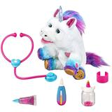 Moose Little Live Pets Rainglow Unicorn Vet Set