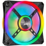 Fans Corsair iCUE QL120 RGB PWM 120mm LED 3-pack