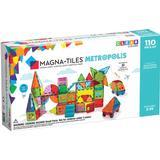 Construction Kit Magna-Tiles Metropolis 110pcs