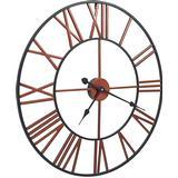 Wall Clocks vidaXL 283864 58cm Wall Clock