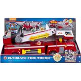 Toy Cars Spin Master Paw Patrol Ultimate Fire Truck