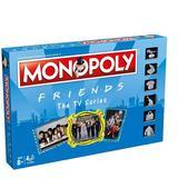 Hasbro friends Board Games Hasbro Monopoly Friends the TV Series
