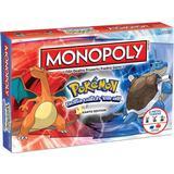 Board Games Monopoly: Pokémon