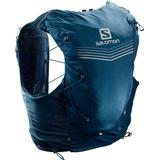Running Backpacks Salomon Adv Skin 12 Set - Poseidon/Night Sky