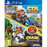 Crash bandicoot ps4 PlayStation 4 Games Crash Team Racing: Nitro-Fueled & Crash Bandicoot N.Sane Trilogy