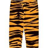 Mini Rodini Tiger Velour Trouser - Brown (2013013316)