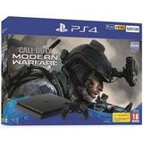 Stationary Deals Sony PlayStation 4 Slim 500GB - Call of Duty: Modern Warfare Bundle