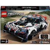 Lego technic app Toys Lego Technic App Controlled Top Gear Rally Car 42109