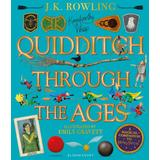 Harry potter hardback Books Quidditch Through the Ages - Illustrated Edition (Bog, Hardback)