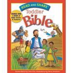 Read and Share Toddler Bible (Bog, Hardback)